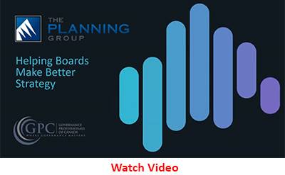 Helping Boards Make Better Strategy